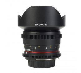 Samyang 14mm T3.1 ED AS IF UMC Objektiivi *Kaikki Merkit*