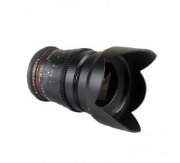 Samyang 35mm T1.5 AS UMC VDSLR Objektiivi *Kaikki Merkit*