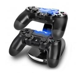 Sony Playstation 4 Latausasema Kahdelle Ohjaimelle